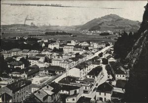 Salzburg Oesterreich Teilansicht Salzburg Schallmoos Heuberg Kat. Salzburg
