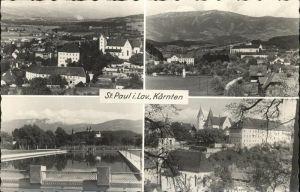 St Paul Lavanttal Kaernten Kat. St. Paul im Lavanttal