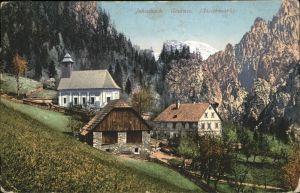 Johnsbach Gesaeuse Kat. Johnsbach