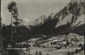 Ramsau Hainfeld Dachstein / Ramsau /Niederoesterreich-Sued