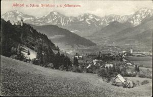 Admont Schloss Roethelstein Hallermauern Kat. Admont