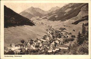 Vordernberg  Kat. Vordernberg