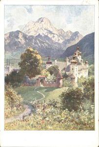 Admont Schloss Roethelstein Kat. Admont