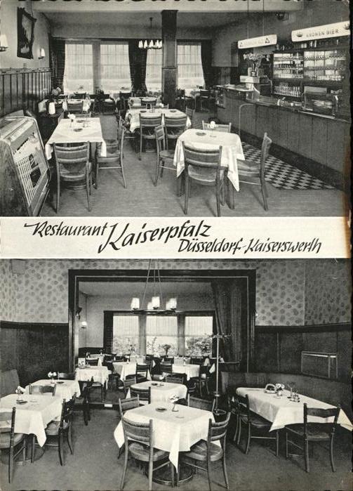 Restaurant Düsseldorf Kaiserswerth duesseldorf restaurant kaiserpfalz kaiserswerth nr wz63450