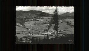 kk12459 Sankt Lambrecht Steiermark Panorama Kategorie. Sankt Lambrecht Alte Ansichtskarten