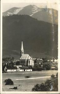 kk12470 Zeltweg Steiermark Teilansicht Kirche Kategorie. Zeltweg Alte Ansichtskarten