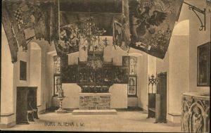 Altena Burg Altena Kat. Altena