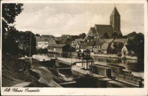 Rheine Alt Rheine Emspartie Kat. Rheine