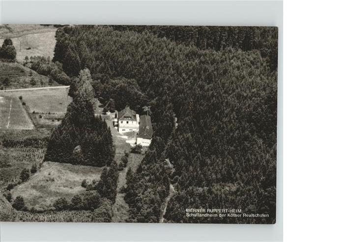 Oberlahr Westerwald Werner Ruppert Heim Schullandheim