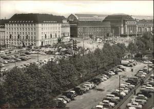Leipzig Hotel Astoria und Hauptbahnhof Kat. Leipzig