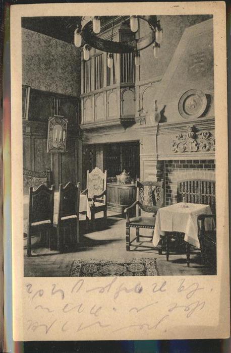 Eisenach Thueringen Weinrestaurant Turmschaenke Gastraum Kat ...