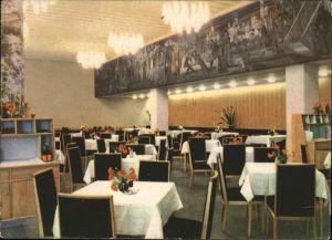 Magdeburg Sachsen Anhalt Hotel International Restaurant Moskwa Kat. Magdeburg