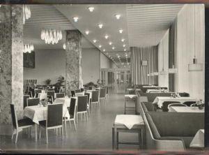 Magdeburg Sachsen Anhalt Hotel Interantional Restaurant Moskwa Kat. Magdeburg