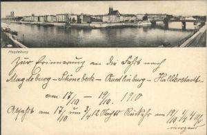 Magdeburg Sachsen Anhalt  Kat. Magdeburg