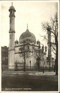 Wilmersdorf Berlin Moschee / Werneuchen /Barnim LKR