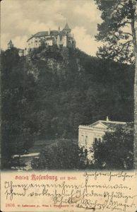 Rosenburg Mold Schloss Hotel Kat. Rosenburg Mold