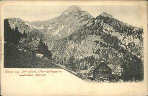 Johnsbach Steiermark Reichenstein  Kat. Johnsbach