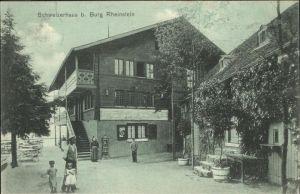 Trechtingshausen Burg Rheinstein Schweizerhaus Kinder / Trechtingshausen /Mainz-Bingen LKR