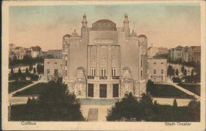 Cottbus Stadttheater Kat. Cottbus
