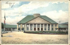 Leipzig Weltausstellung fuer Buchgewerbe und Grafik 1914 Kat. Leipzig