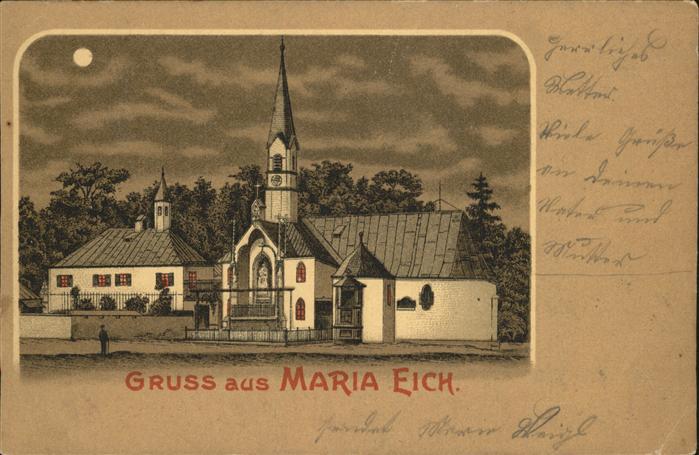 Maria Eich  Kat. Muenchen