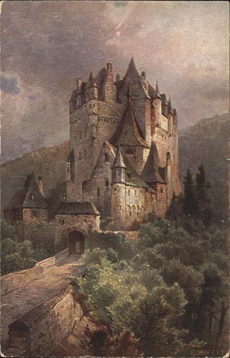 Bassenheim Burg Eltz Kat. Bassenheim