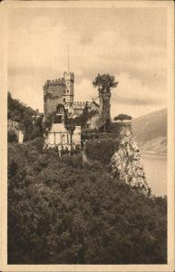 Trechtingshausen Burg Rheinstein Kat. Trechtingshausen