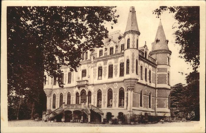 Montauban Chateau Kat. Montauban