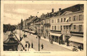 Colmar Haut Rhin Elsass Route de Rouffach pavillon Kat. Colmar