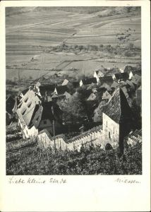 Beilstein Wuerttemberg Blick auf den Ort Kat. Beilstein