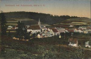 Schoenwald Schwarzwald Schwarzwald / Schoenwald im Schwarzwald /Schwarzwald-Baar-Kreis LKR