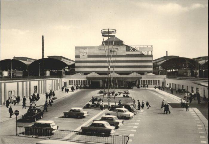 Halle Saale Halle Saale Hauptbahnhof * / Halle /Halle Saale Stadtkreis
