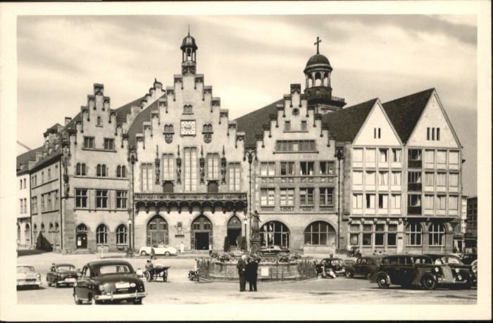 Frankfurt Main Frankfurt Main  * / Frankfurt am Main /Frankfurt Main Stadtkreis
