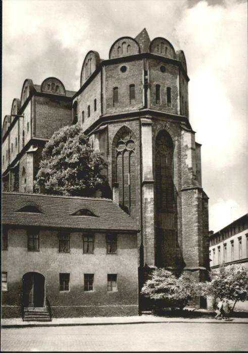 Halle Saale Halle Saale Dom * / Halle /Halle Saale Stadtkreis