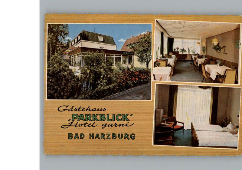 Bad Harzburg Hotel - Gasthaus Parkblick / Bad Harzburg /Goslar LKR