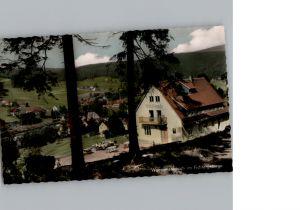 Warmensteinach Gaststaette, Pension Waldbaude / Warmensteinach Fichtelgebirge /Bayreuth LKR