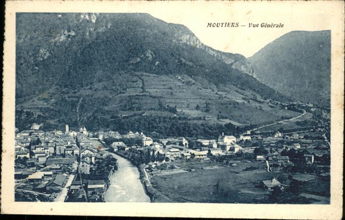 Moutiers Briey vue generale Kat. Moutiers