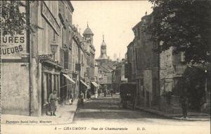 Chaumont Haute Marne Rue de Chamarende Kat. Chaumont