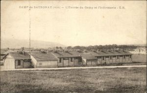 Sathonay Camp Camp  Kat. Sathonay Camp