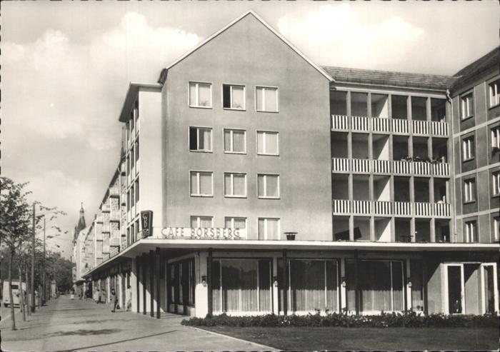 Cafe In Dresden Striesen