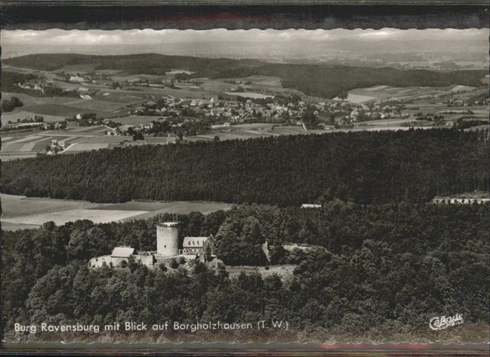 Ravensburg Wuerttemberg Burg Ravensburg Borgholzhausen / Ravensburg /Ravensburg LKR