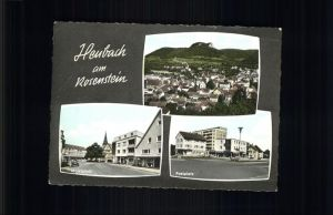Heubach Wuerttemberg Postplatz Marktplatz / Heubach /Ostalbkreis LKR