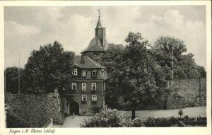 Siegen Westfalen Siegen Schloss * / Siegen /Siegen-Wittgenstein LKR