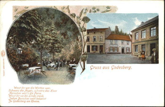 Bad Godesberg Gasthof zum Godesberg *