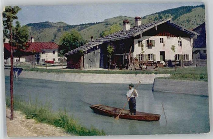 Oberammergau Oberammergau  ungelaufen ca. 1920 / Oberammergau /Garmisch-Partenkirchen LKR