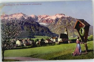 Bad Reichenhall Grossgmain x 1916