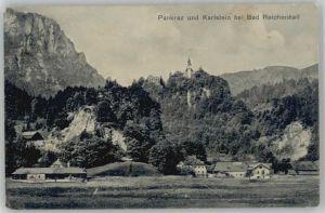 Bad Reichenhall Pankratz Karlstein x 1914