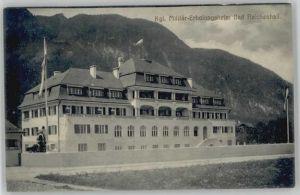Bad Reichenhall Militaer-Erholungsheim x 1916