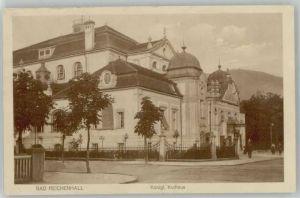 Bad Reichenhall Kurhaus x 1916
