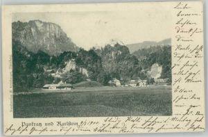 Bad Reichenhall Pankratz Karlstein x 1900
